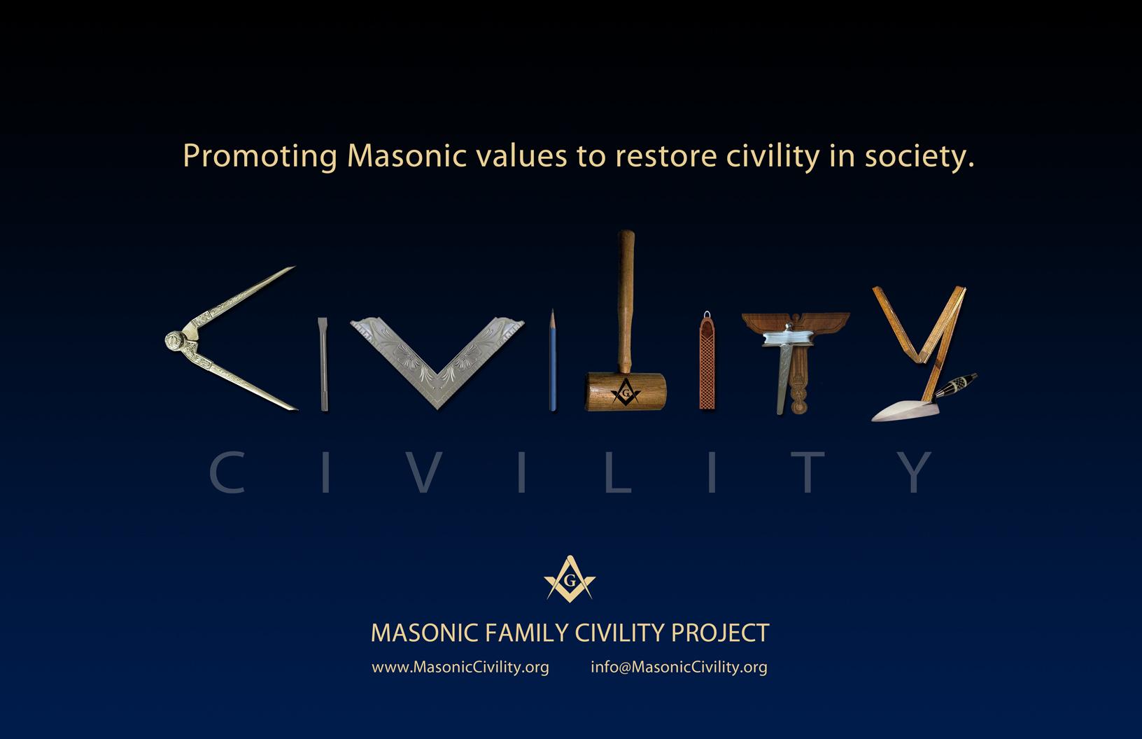 Promoting Masonic Values