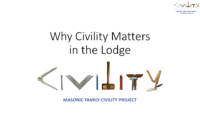 Civility For Lodges-PowerPoint Presentation Notes