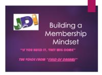 Youth Orders Membership Mindset Presentation
